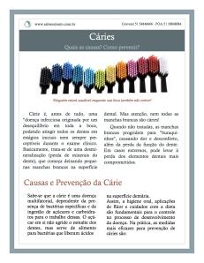 Protocolo Prevencao cárie 2014